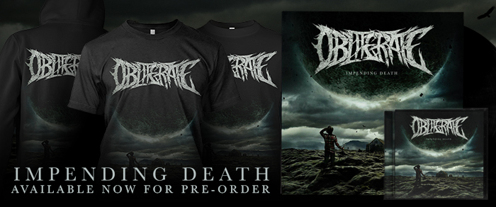 Obliterate - Impending Death