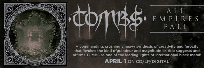 TOMBS - All Empires Fall