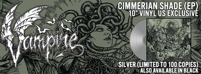 Vampire - Cimmerian Shade