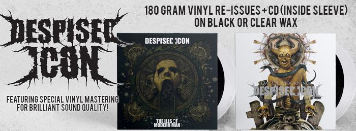 Despised Icon - Vinyl Reissues