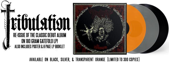 Tribulation - The Horror Vinyl