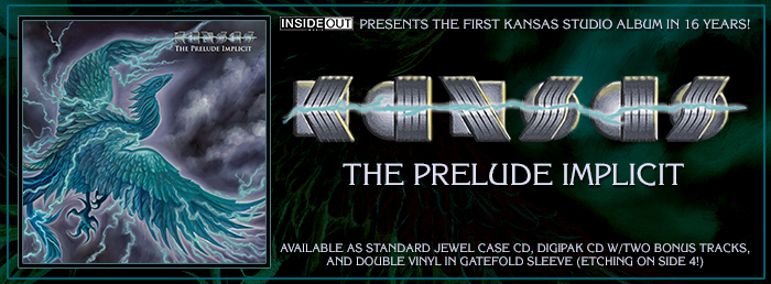 Kansas The Prelude Implicit