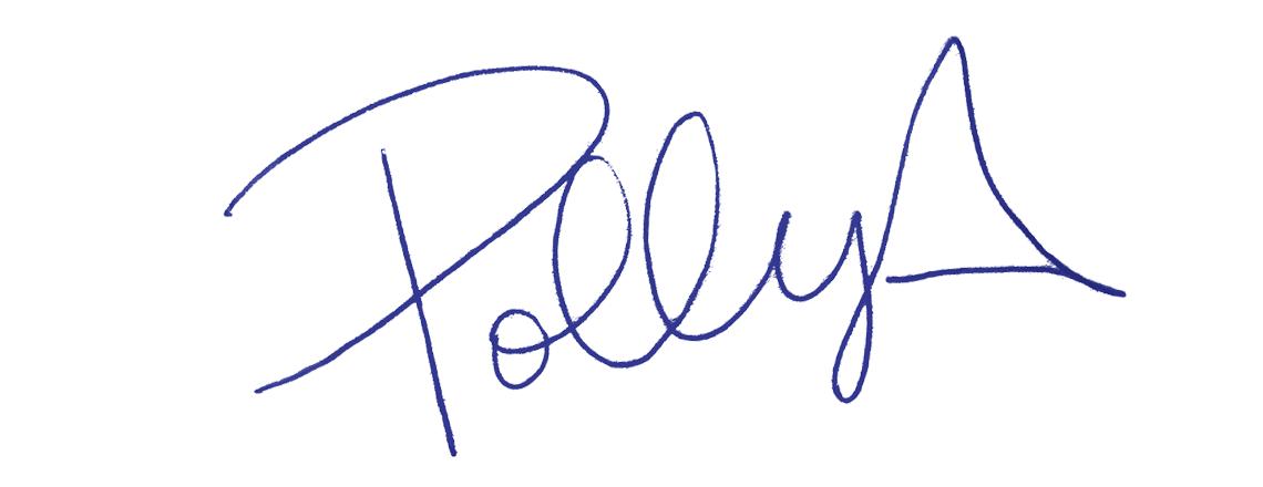 Polly A Logo
