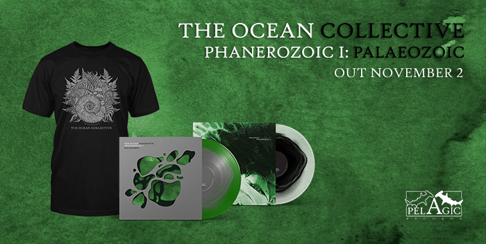 The Ocean - PHANEROZOIC I: Palaeozoic