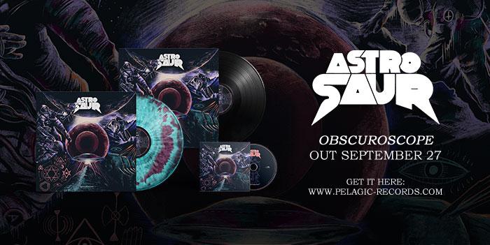Astrosaur |Obscuroscope