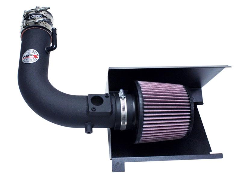 Black K/&N Filter for 06-08 Honda Ridgeline V6 HPS SRI Short Ram Air Intake
