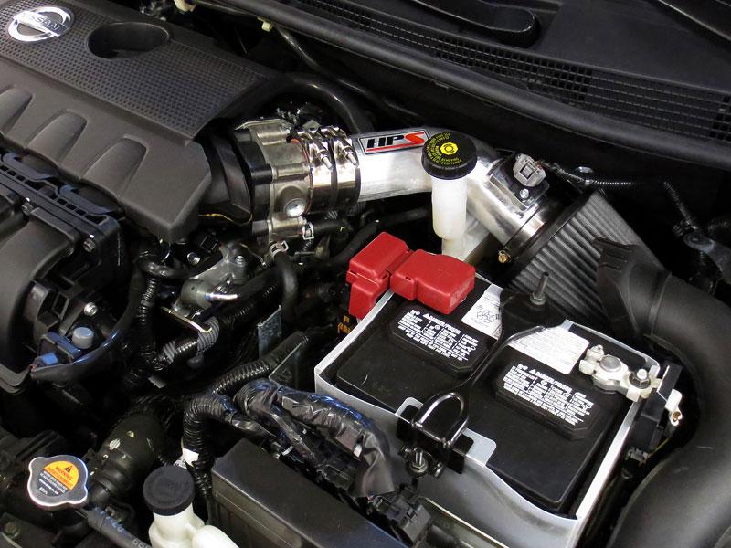 HPS 27-269WB Black Short Ram Air Intake Kit Non-CARB Compliant