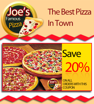 Joe's Famous Pizza