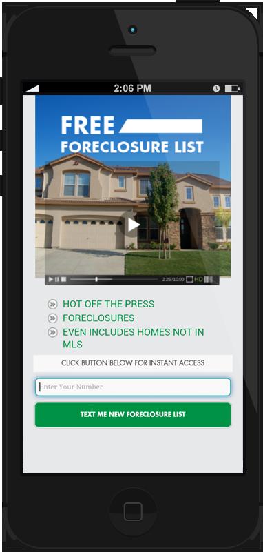 Free Foreclosure List