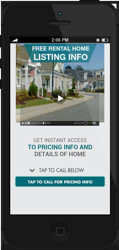 Free Rental Home Listing Info
