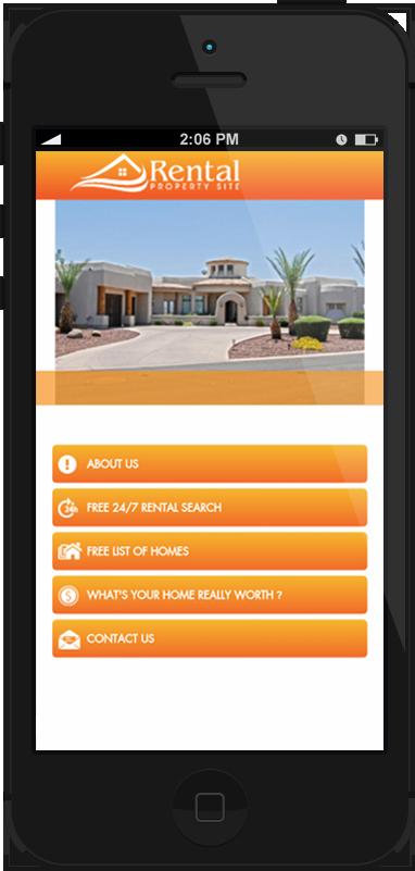 Rental Property Site