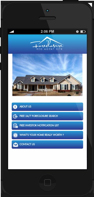 Foreclosure Agent Site