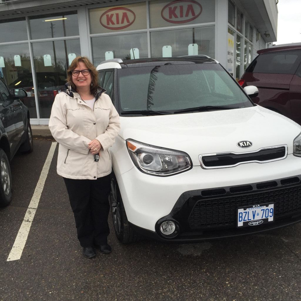 It Was An Easy, Pleasant Experience Buying The KIA.