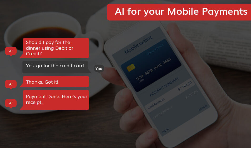 AI with Mobile Payment