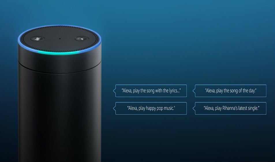 Alexa for Listening Music