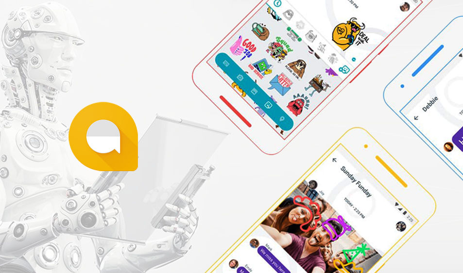 Allo App Using Artificial Intelligence