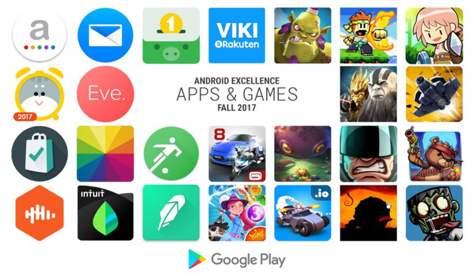 Android Apps & Game