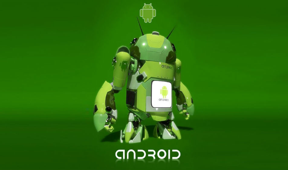 Android Robocop AI