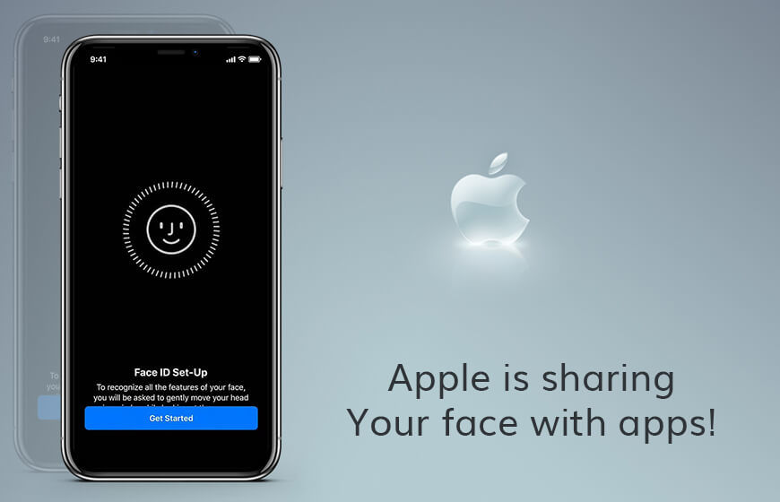 Apple is Sharing iPhone X Face