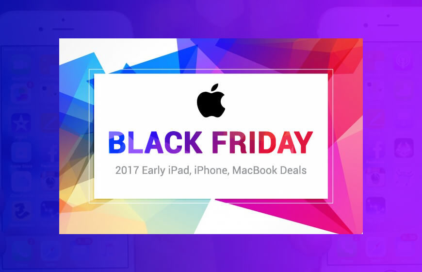 Apple Black Friday Sale
