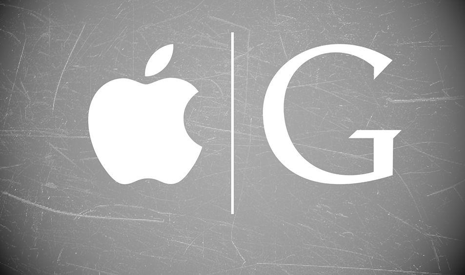 Google acquiring Apple