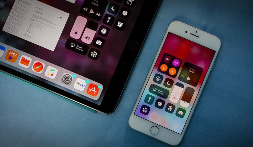 Apple using iOS updates