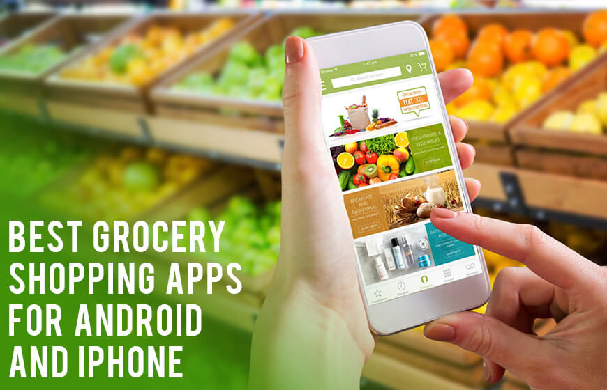 best Grocery shopping apps