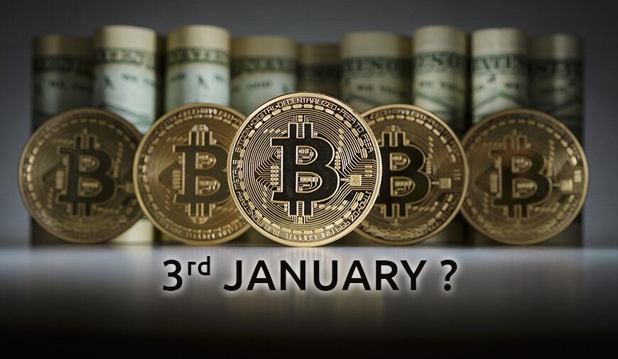 Blockchain 3rd jan
