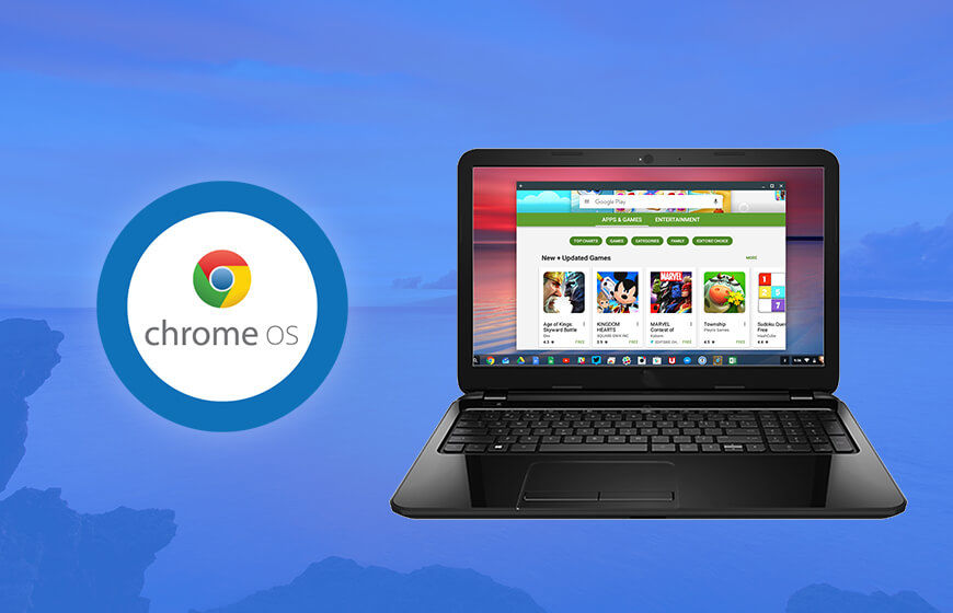 Chrome OS will be solved soon