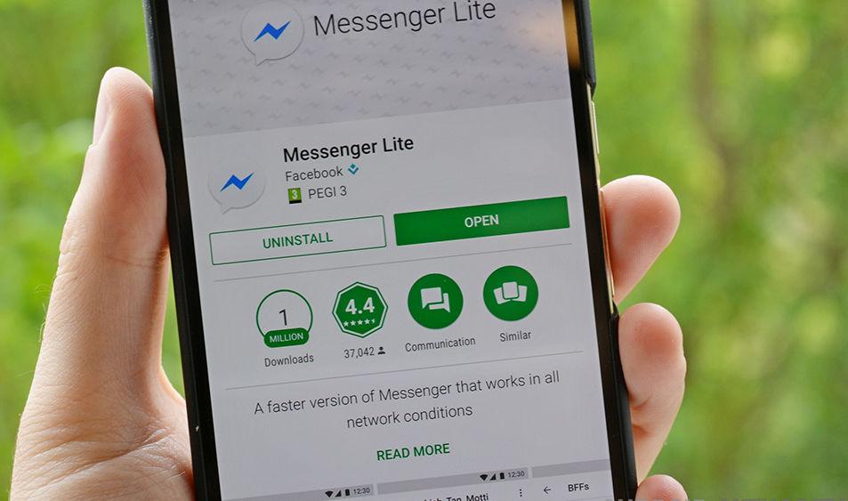 Messenger Lite App