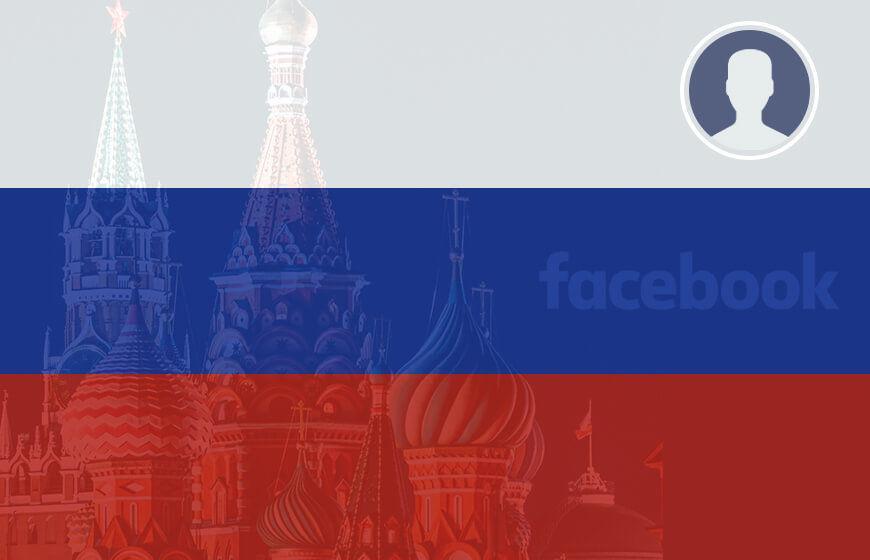 Russian Propaganda on Facebook