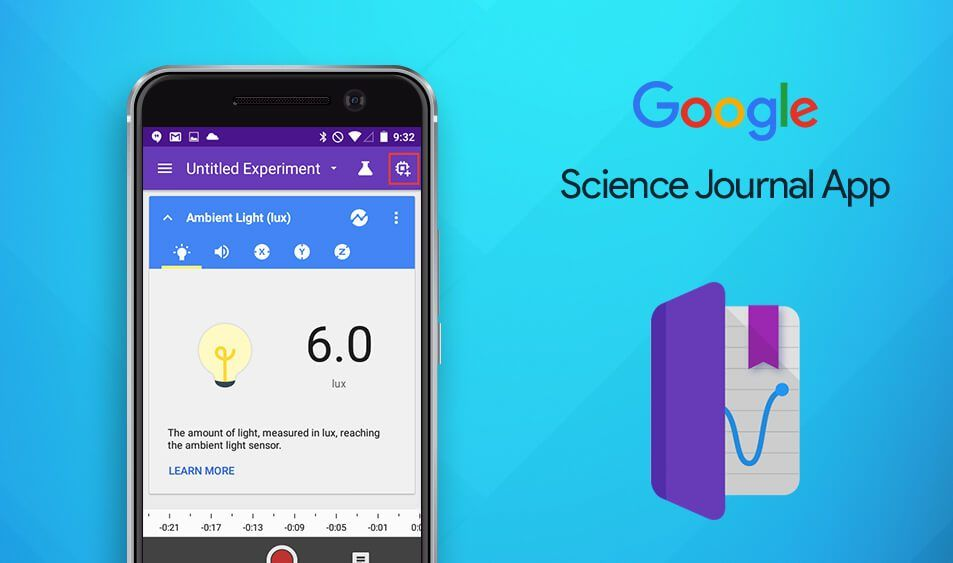 Google Scientific App
