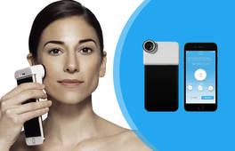 Neutrogena Is Launching A Skin Scanning Gadget That Can Be Used With iPhone