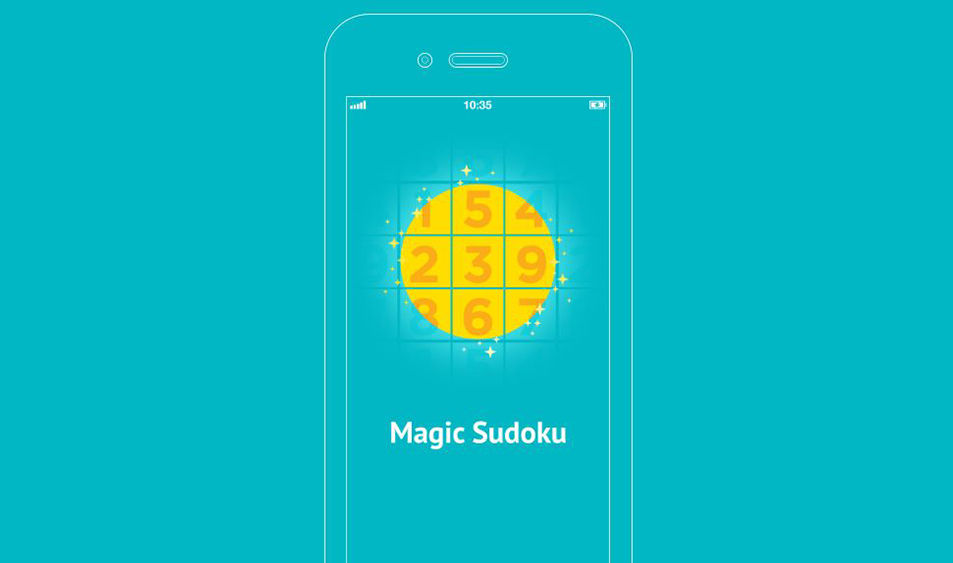 AR App 'Magic Sudoku' Solves Puzzles using iPhone Camera