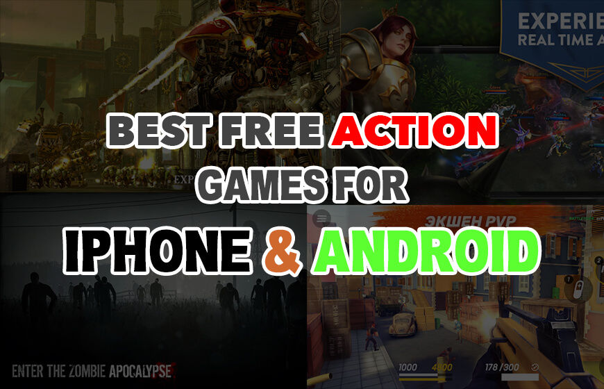 Free Action Games