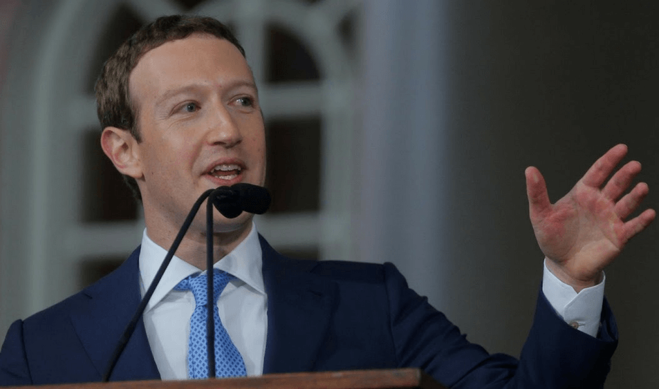 Facebook CEO on Ad Transparency Regulation
