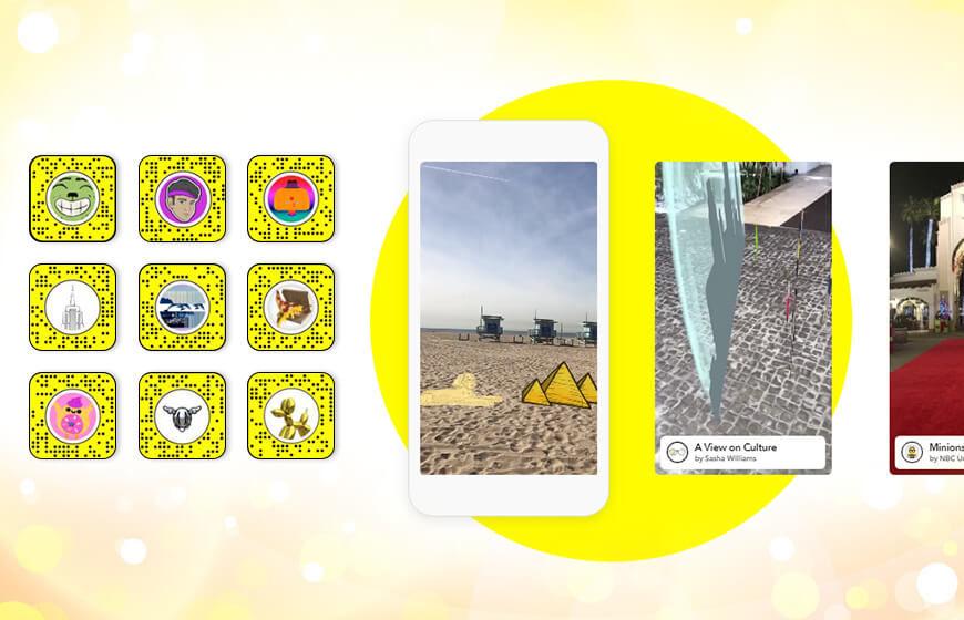 Snapchat AR Lens