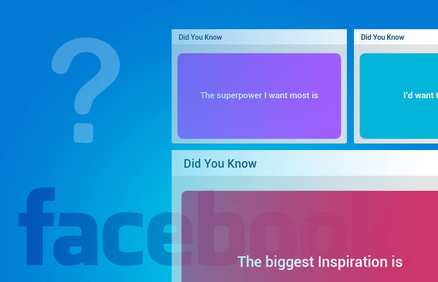 facebook New apps