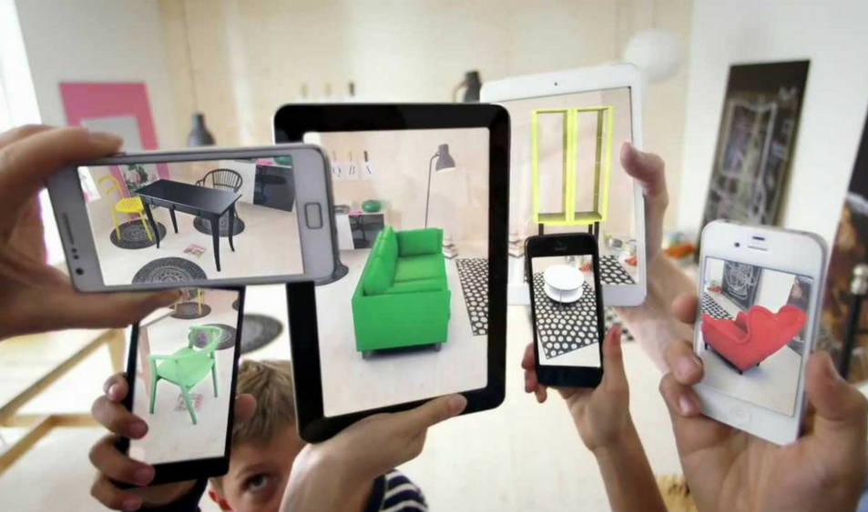 Future of Mobile Apps With Augmented Reality in iPhones and iPads