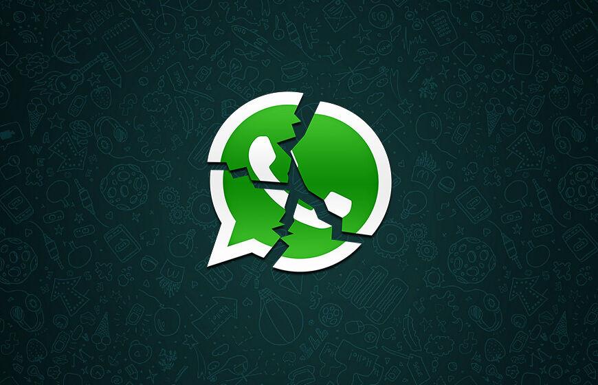 WhatsApp Went Down