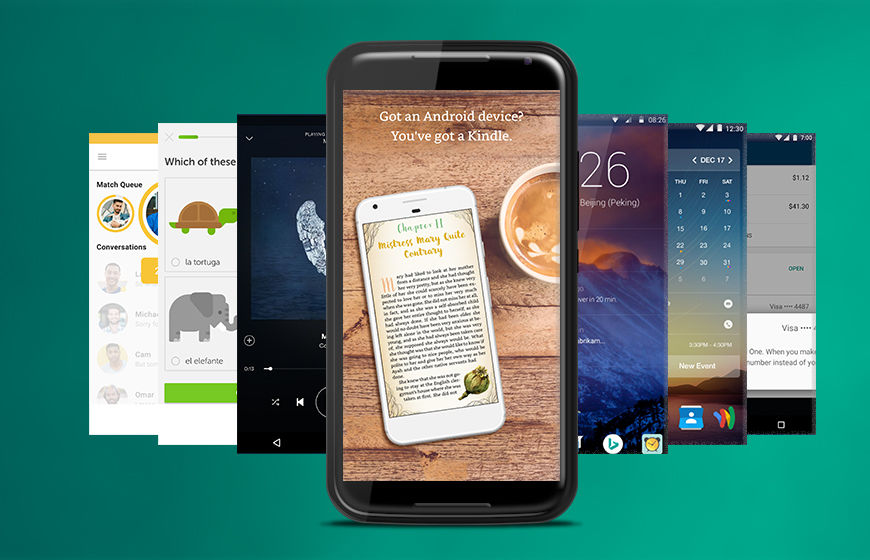 Top 30 Android Apps