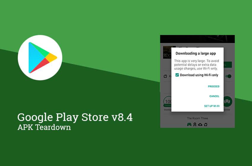 Google Play Store v8.4