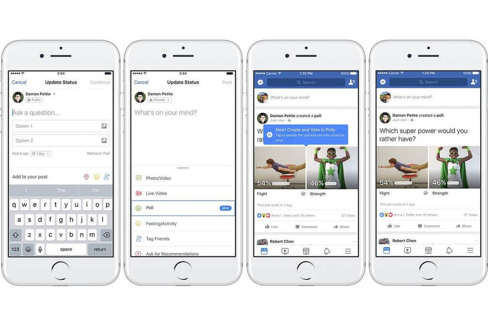 Facebook With GIF Support