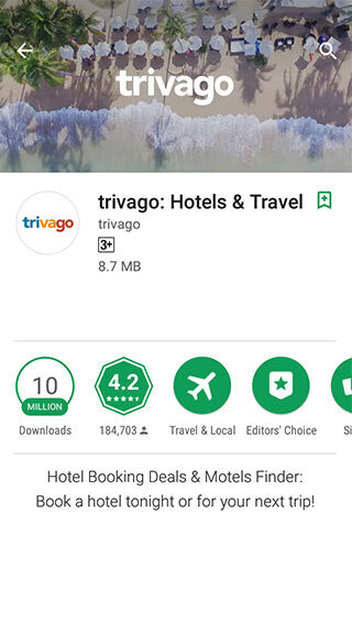 Compare prices and be smart while booking