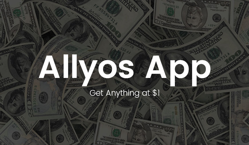 Shopping With Allyos