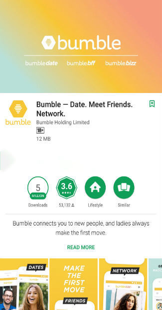 The most secured dating app ever