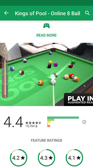 Enrich your pool gaming experience with Kings of Pool