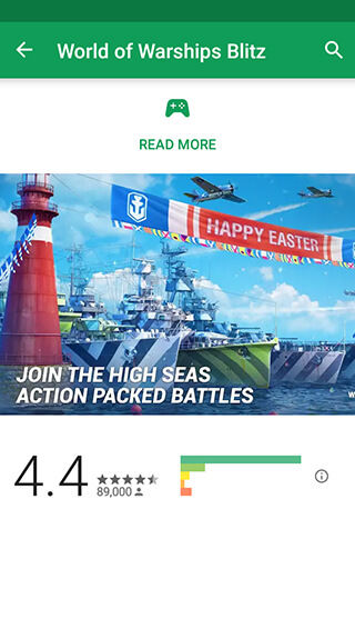 Take dive into the battlefield of naval forces