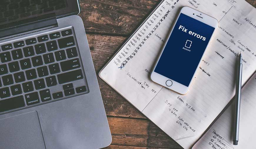 How to Fix Common iPhone Errors