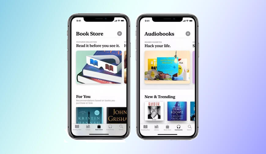 Apple Replace iBooks